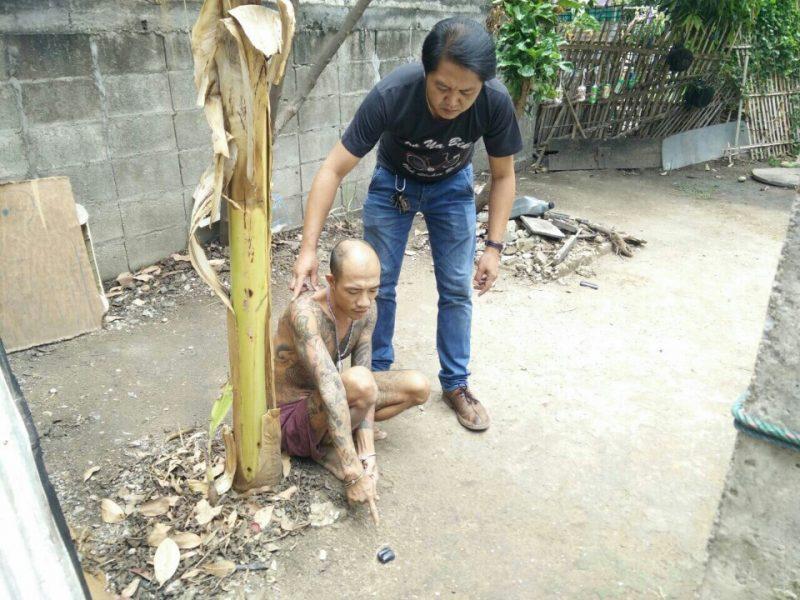 จับยาบ้าป่าซาง (2)