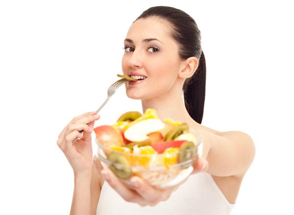 สุดยอดอาหารคลีน ข้าวไรซ์เบอร์รีผัดปลานิล