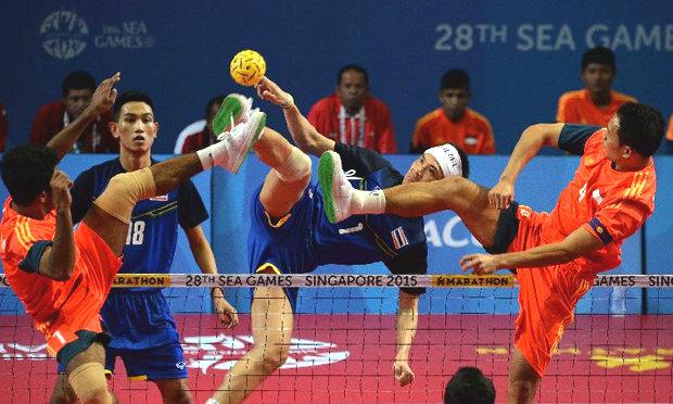 8 ทีมร่วมศึกตะกร้อไทยแลนด์